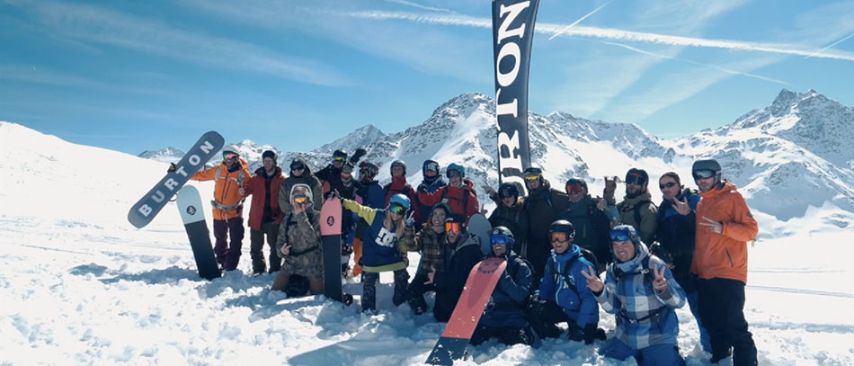 Burton – Freeride Camp 2019